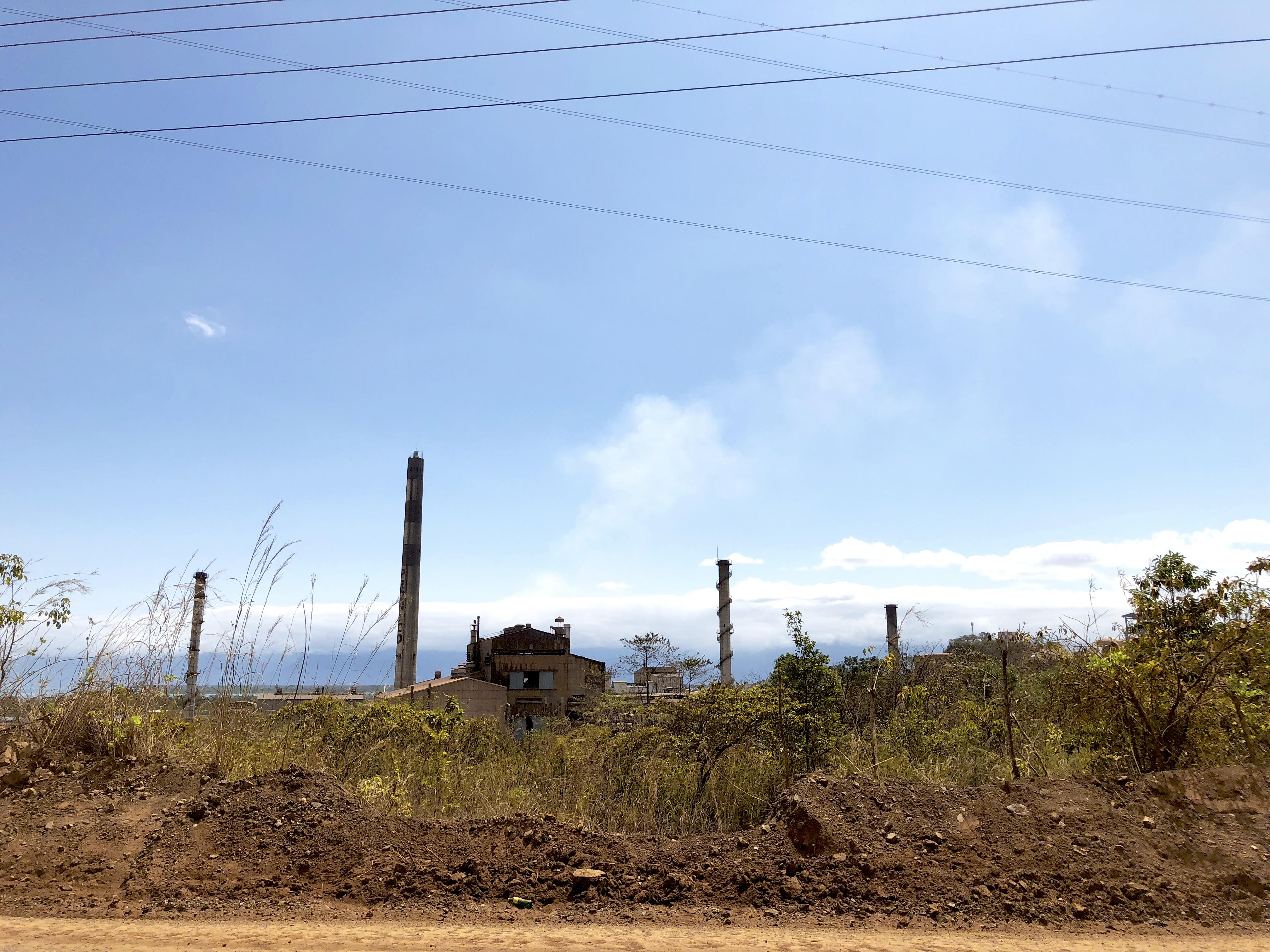 Compañía Guatemalteca de Níquel // Fotografía: Agencia Ocote