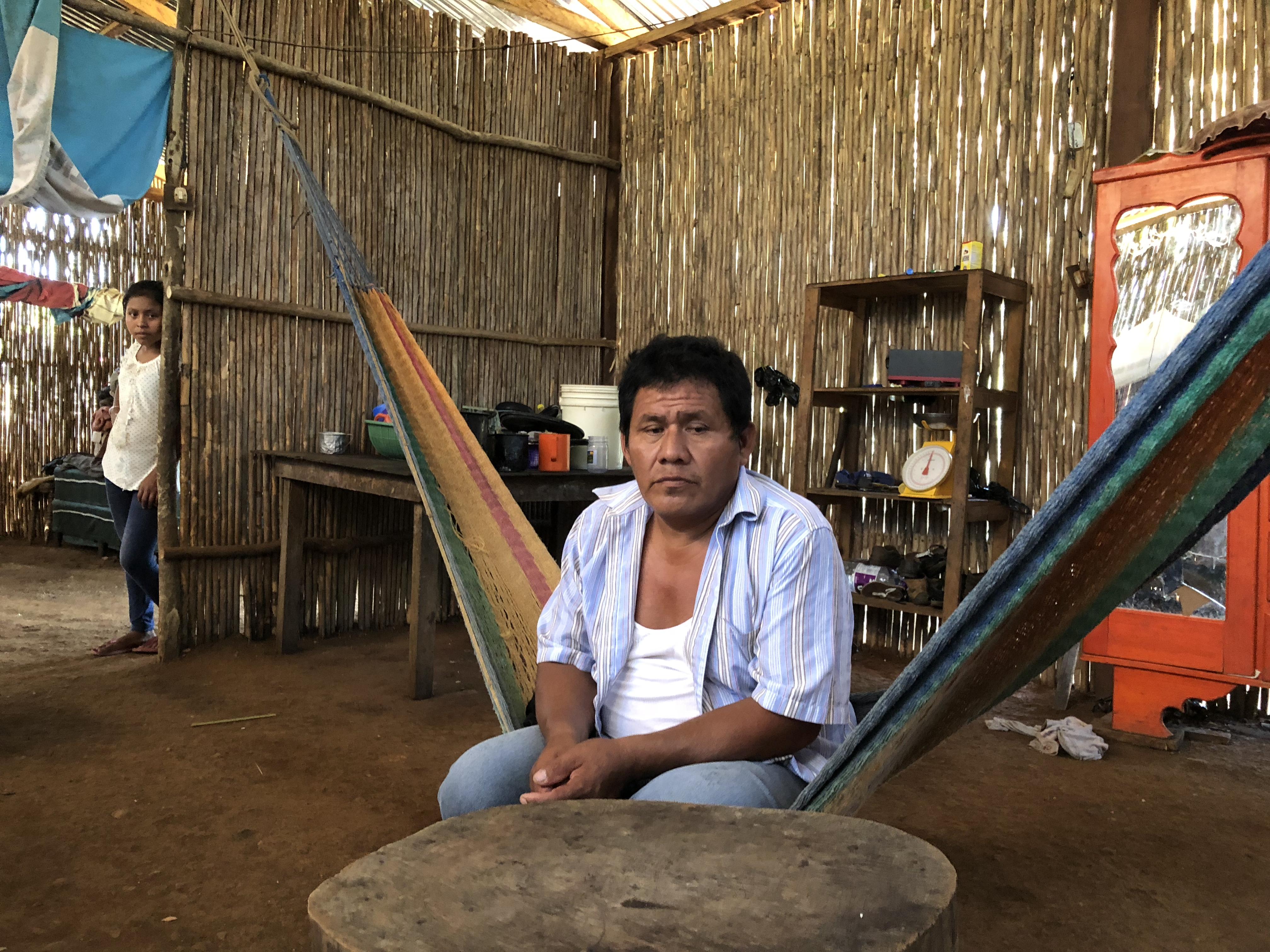 Alfredo Maquín // Fotografía: Agencia Ocote