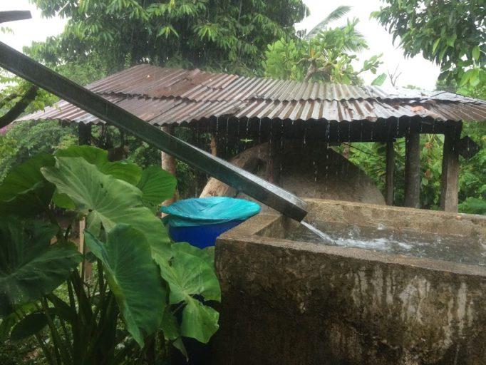 Día lluvioso en casa de mis papás. Fotografía: Agustín Ortíz