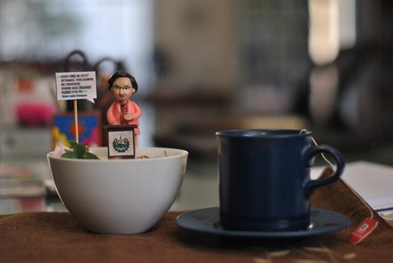 María Isabel Rodríguez_El Salvador_Medicina_decana