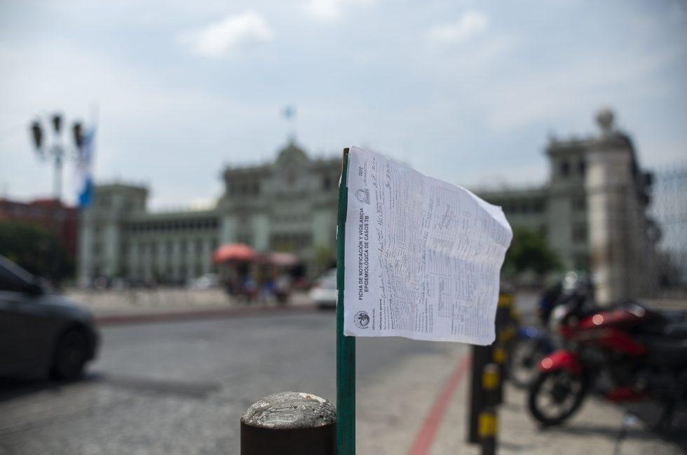 Banderas Blancas Guatemala