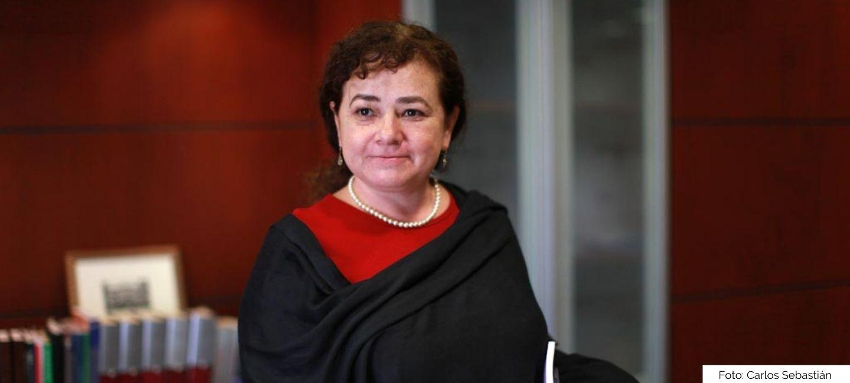 Claudia Paz y Paz es finalista a fiscal adjunta de la Corte Penal Internacional - Agencia Ocote